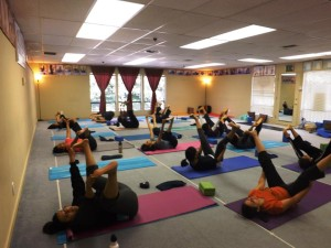 Easy Yoga at Wellness Haven
