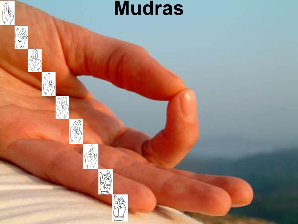 healing hand mudras