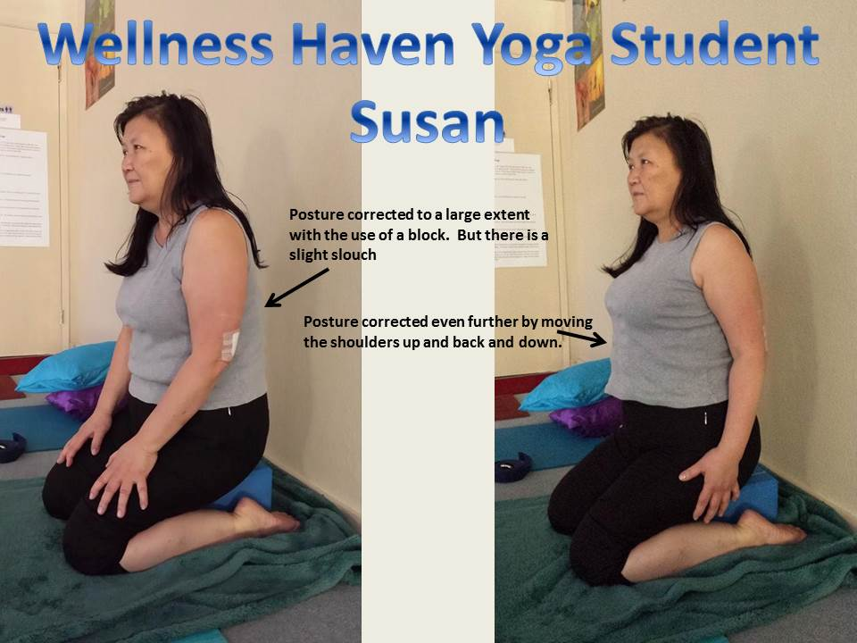 Correcting Your Posture Wellness Haven Yoga