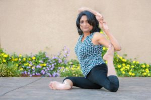 Ek Pada Rajkapotasana / One Legged King Pigeon Pose / Mermaid Pose