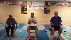 Gentle Yoga at Wellness Haven for Senior Citizens