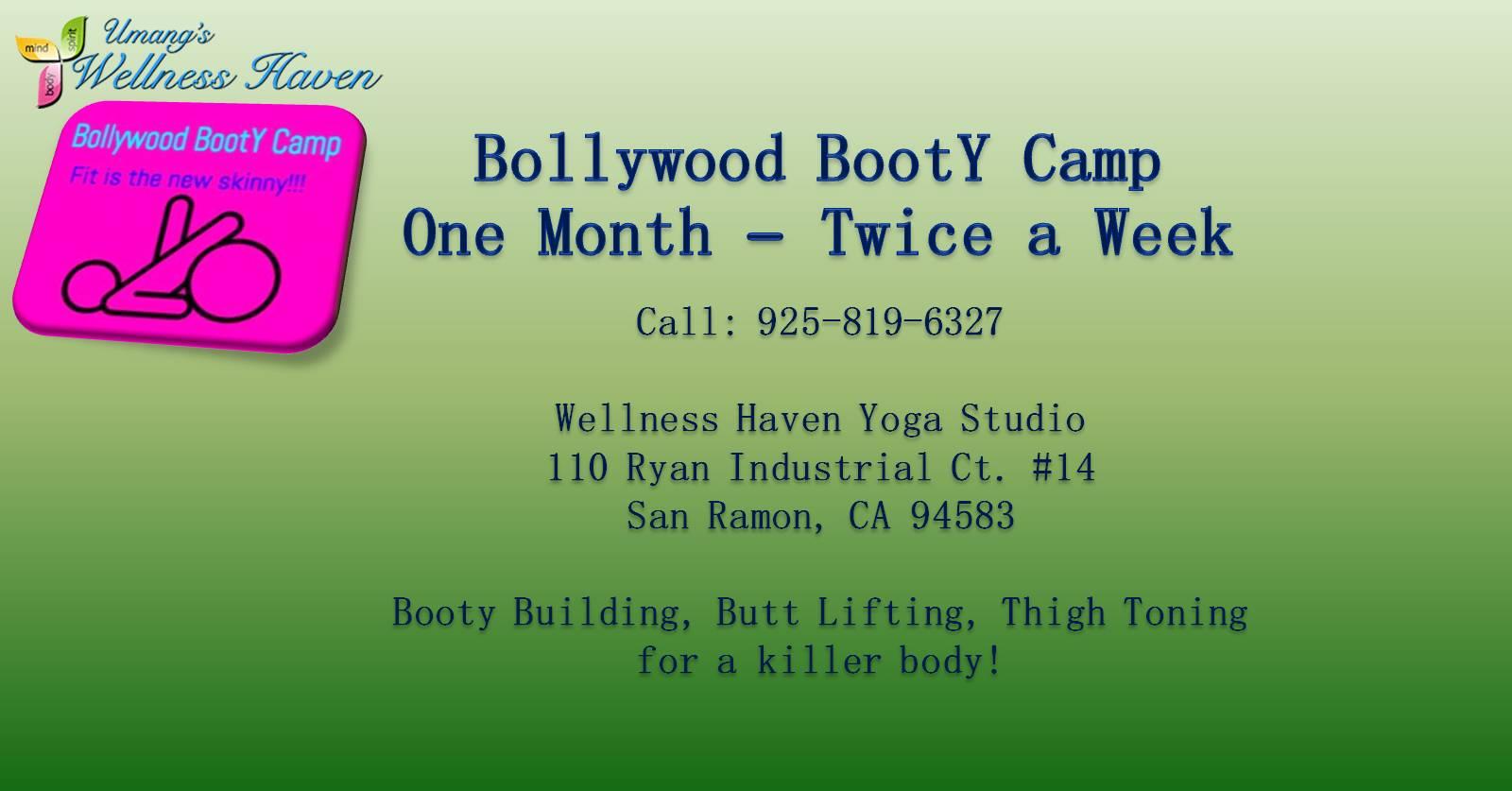 BBC - Bollywood BootY Camp